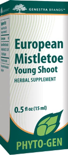Genestra European Mistletoe Young Shoot 0.5 fl oz (15 ml)