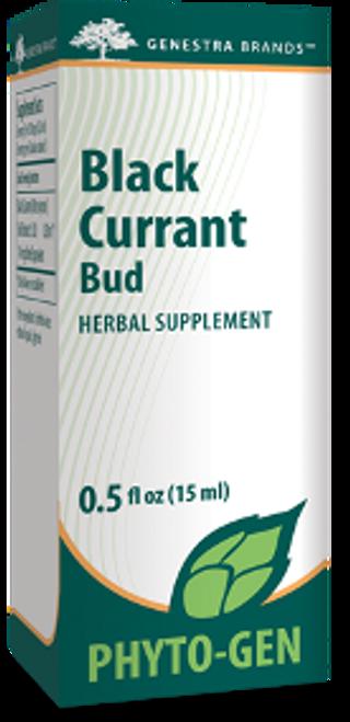 Genestra Black Currant bud 0.5 fl oz (15 ml)