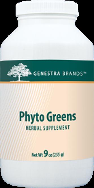 Genestra Phyto Greens Powder 7.6 oz (216 grams)