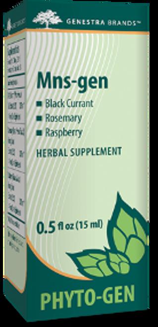 Genestra Mns-gen 0.5 fl oz  (15 ml)