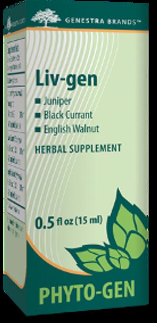 Genestra Liv-gen 0.5 fl oz (15 ml)