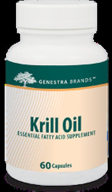 Genestra Krill Oil 60 Capsules
