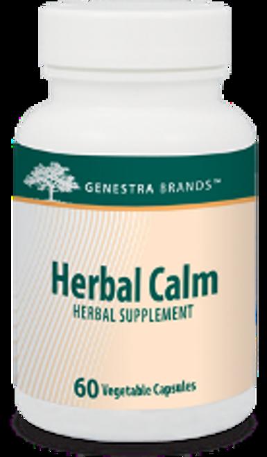 Genestra Herbal Calm 60 Capsules