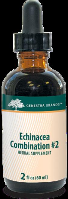 Genestra Echinacea Combination #2 2 fl oz (60 ml)