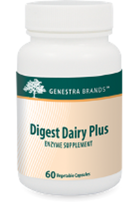 Genestra Digest Dairy Plus 60 tablets