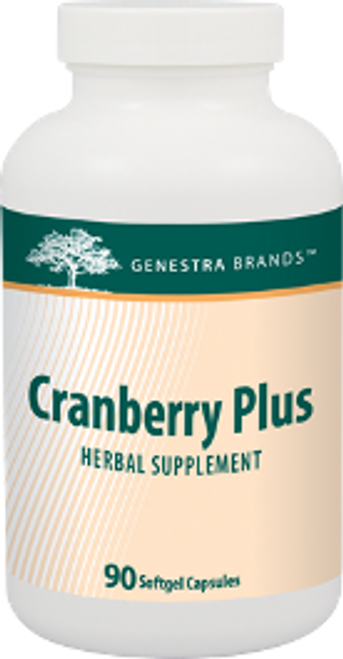 Genestra Cranberry Plus 90 Vegetable Capsules