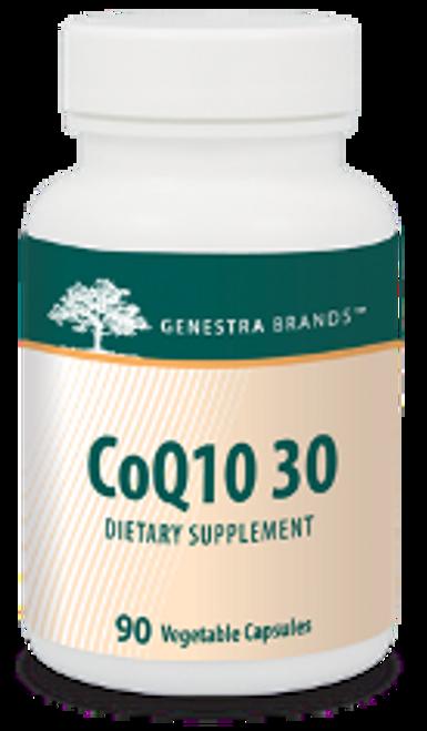 Genestra CoQ10 30 90 Vegetable Capsules