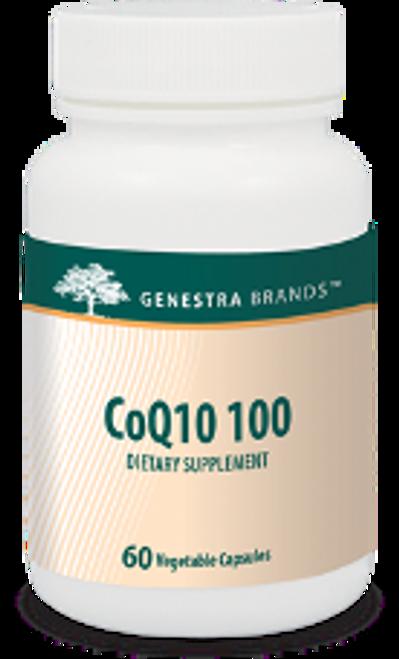 Genestra CoQ10 100 60 Vegetable Capsules