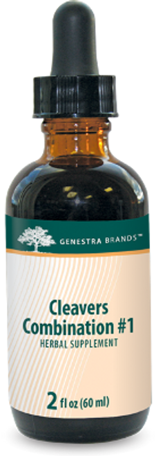 Genestra Cleavers Combination #1 2 fl oz (60 ml)