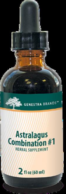 Genestra Astragalus Combination #1 2 fl oz (60 ml)