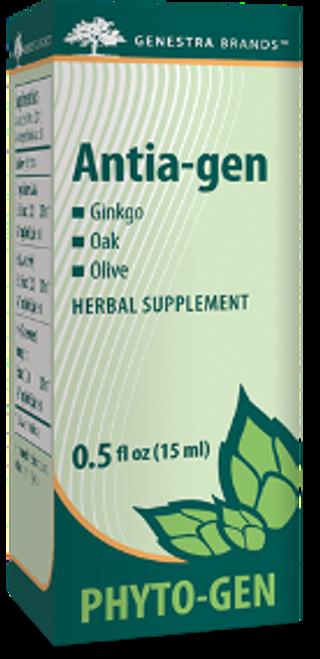 Genestra Antia-gen 0.5 fl oz (15 ml)