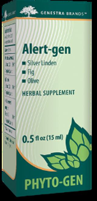Genestra Alert-gen 0.5 fl oz (15 ml)