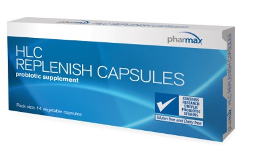 Pharmax HLC Replenish 14 capsules