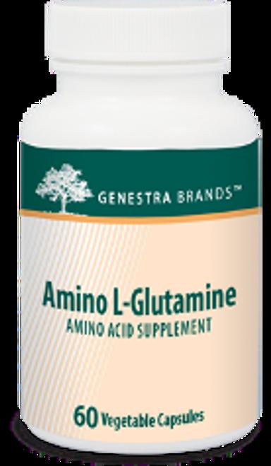 Genestra Amino L-Glutamine 500 mg 60 capsules