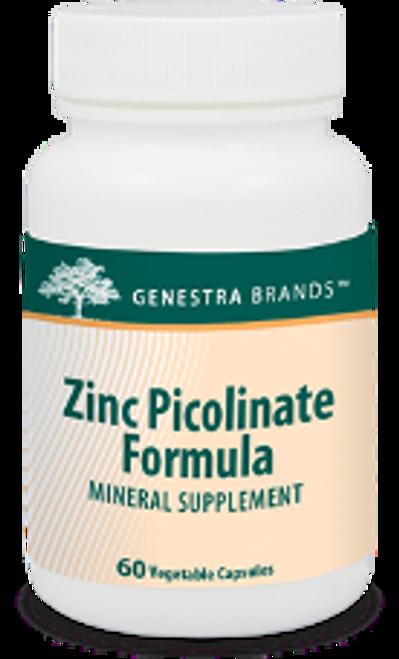 Genestra Zinc Picolinate Formula 30 mg 60 Capsules
