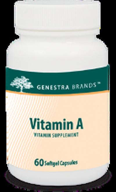 Genestra Vitamin A 60 softgels