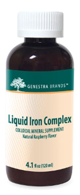 Genestra Liquid Iron Complex 8 fl oz (240 ml)