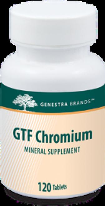 Genestra GTF Chromium 120 tablets