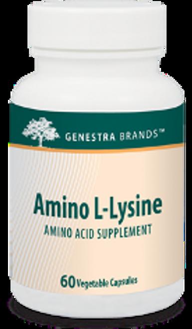 Genestra Amino L-Lysine 60 capsules
