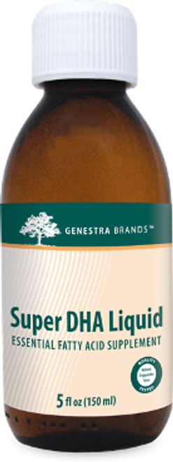 Genestra Super DHA Liquid 5 fl oz (150 ml)