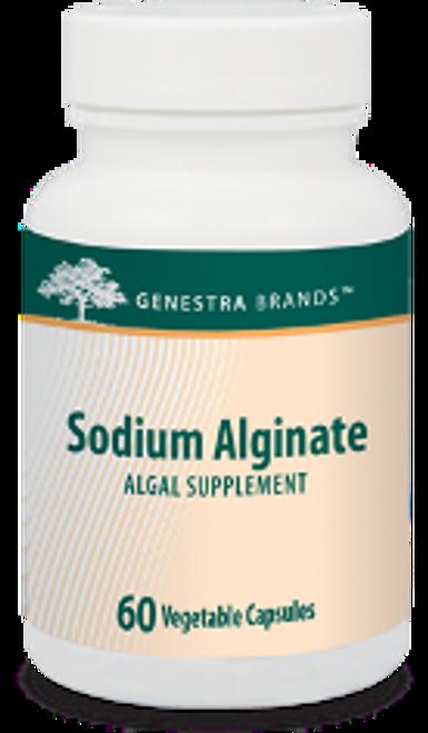 Genestra Sodium Alginate 60 Vegetable Capsules
