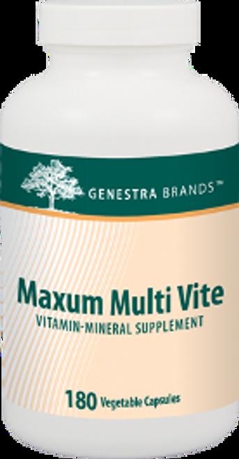 Genestra Maxum Multi Vite 180 Vegetable Capsules