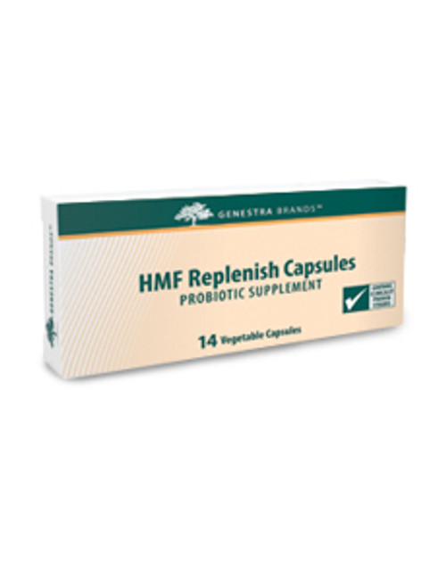 Genestra HMF Replenish Capsules 14 caps