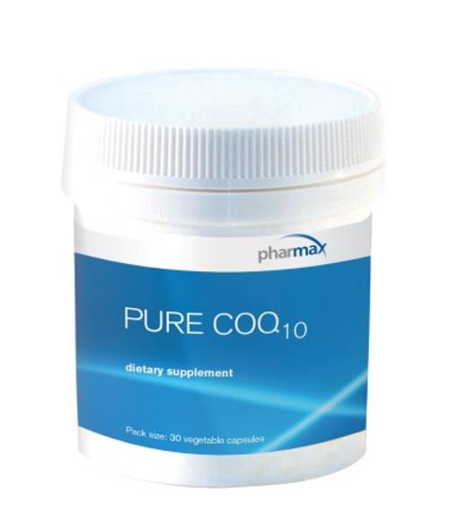 Pharmax Pure CoQ10 30 capsules