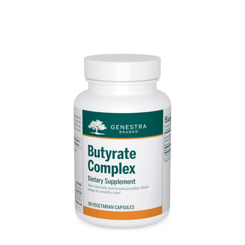 Genestra Butyrate Complex 90 capsules