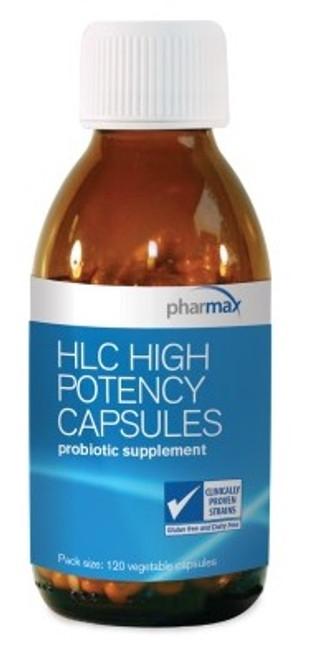 Pharmax HLC High Potency 120 capsules