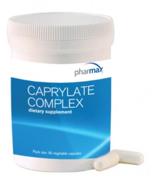 Pharmax Caprylate Complex 90 capsules