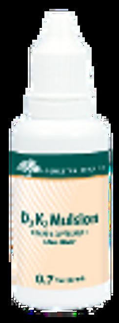 Genestra D3 K2 Mulsion 0.7 fl oz (20 ml)
