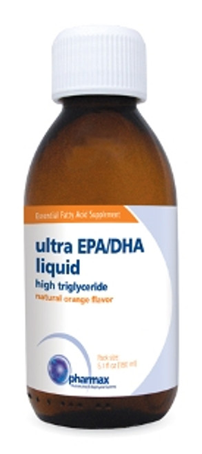Pharmax Ultra EPA/DHA Liquid 5.1 fl oz (150 ml)