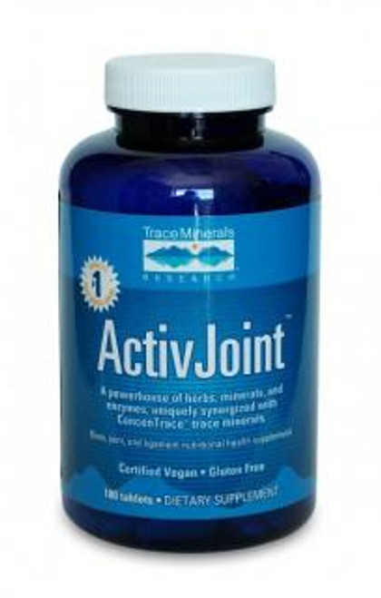 Trace Minerals ActivJoint Platinum (formerly Arth-X Platinum) 180 Tablets