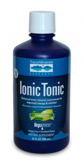 Trace Minerals ConcenTrace Tonic 32 oz.(formerly  Ionic Tonic)