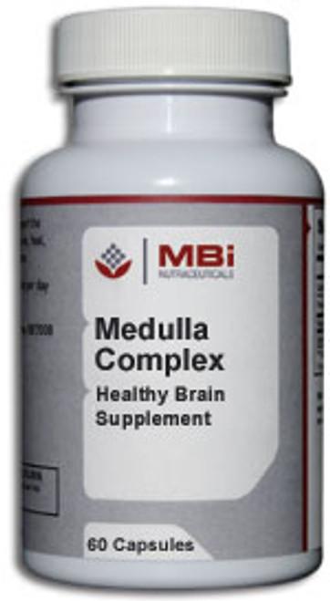 MBi Nutraceuticals Medulla Complex Glandular Tissue Concentrate 60 Capsules