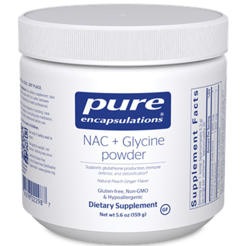 Pure Encapsulations NAC + Glycine powder 5.6 oz