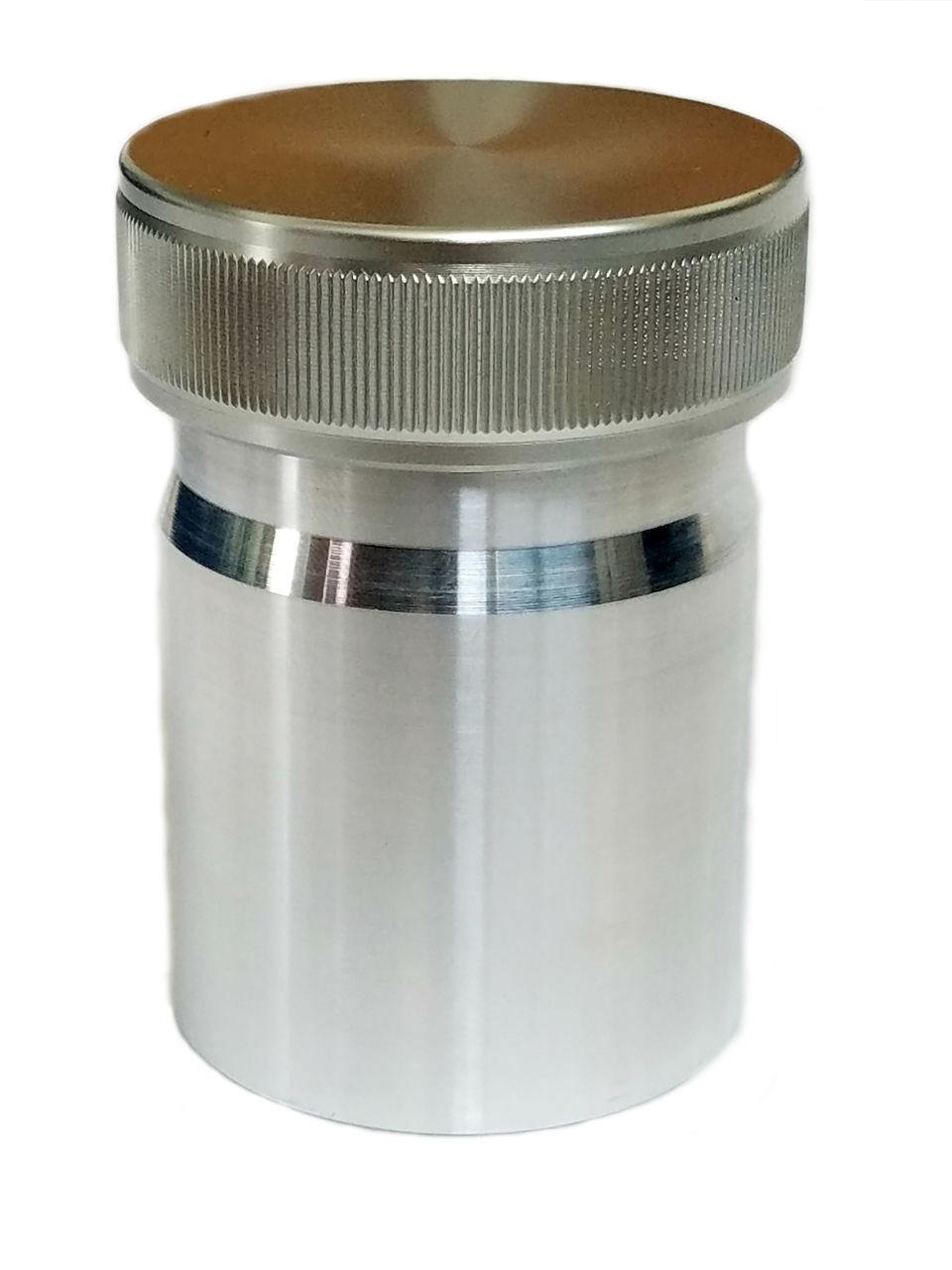 2 1//2 Billet Aluminum threaded Gas Cap
