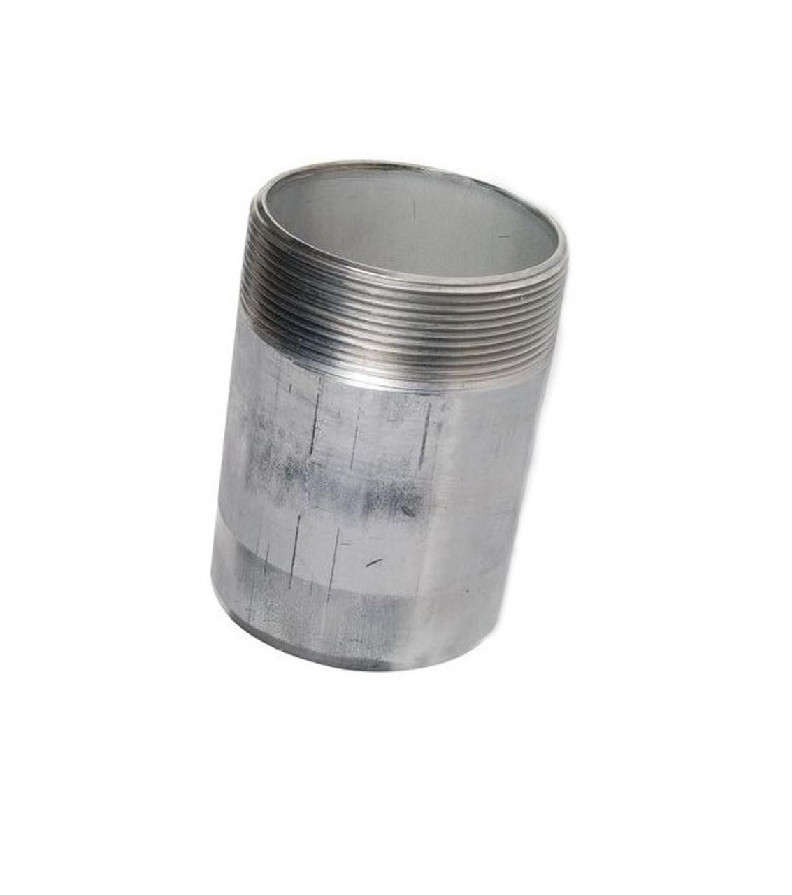 """Coyote Gear 5/"""" Diameter Aluminum Diesel Fuel Tank Cap /& Filler Neck Pipe Nipple"""