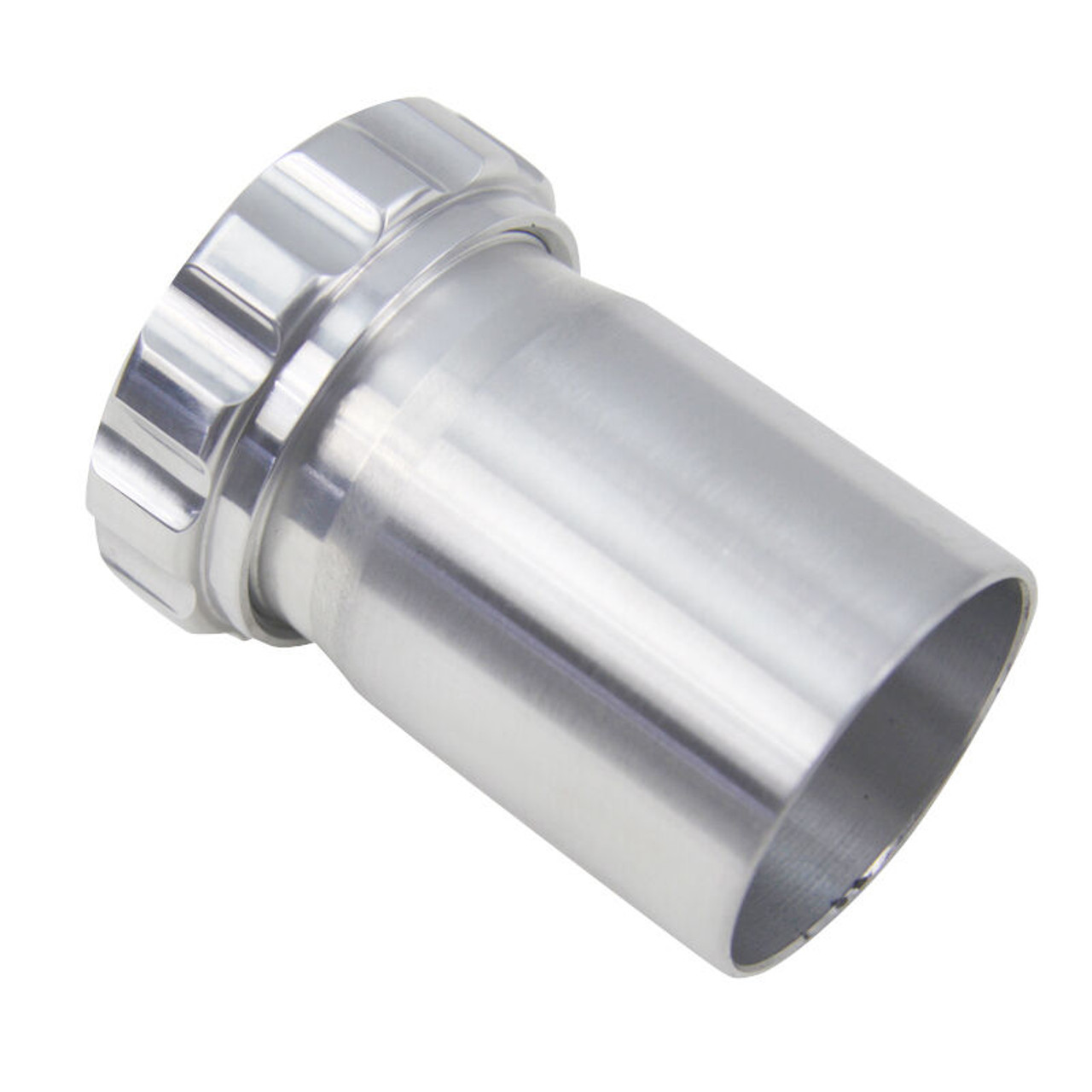 Weld On Cap For Billet Aluminum Gas / Diesel Fuel Tank 2