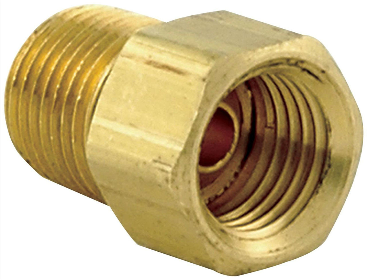 """Adapter Pack Of 200 New Brass 5//16/"""" OD x 3//8/"""" Male NPT Compression Connector"""