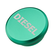 2013 2014 205 green magnetic fuel cap for dodge 1500 2500 3500 ram ecodiesel cummins eco diesel Dodge Ram Diesel Billet Aluminum Fuel Cap Magnetic