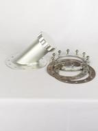 45 degree remote mount angled fuel cell gas gasoline diesel fill filler neck tube fcap-02 fcap02 jaz aeroflow Fuel Safe