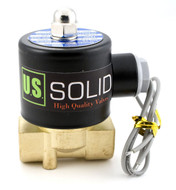 USS2-00006 If you need to plumb your auxiliary diesel fuel tank to your existing OEM fuel tank; We have the parts. Get An Electronic Shutoff Valve and fill on the go!