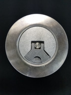 weld on aluminum aircraft flush mount cap and flange usher usher precision manufacturing UD-3-F OR UD3F