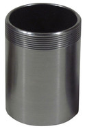 "2-1/4"" O.D. Stainless Threaded Weld In Custom Tank Filler Neck (5BS)"