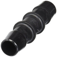 hose butt connector for fuel, diesel, water, coolant, urea def, diesel exhaust fluid,