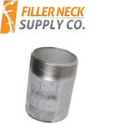 """THREADED 2"""" INCH 51MM 1-1/4"""" 57MM PIPE THREAD FUEL GAS OIL DIESEL WATER COOLANT  FILLER NECK COYOTE GEAR STORE EBAY FILLER NECK SUPPLY CO CUSTOM FUEL TANK PARTS BOYD WELDING WWW.FUELTANKPARTS.COM"""