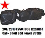 2017 2018 ford F250 F350 55 Gal XL Extra Capacity Diesel Fuel Tank titan tanks 7020217
