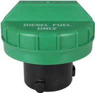 Ford Diesel Quick Turn Gas Cap (Triple Prong) 31830D & 31828D